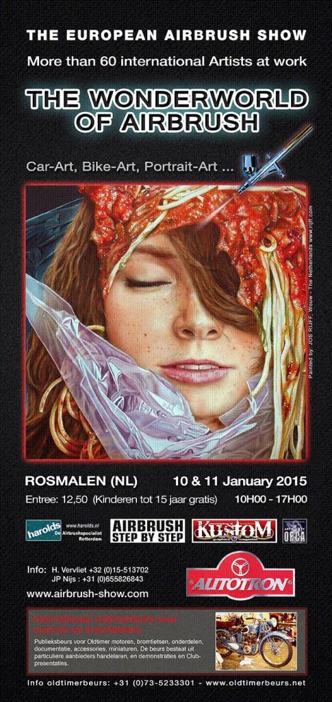 affiche Rosmalen 2015